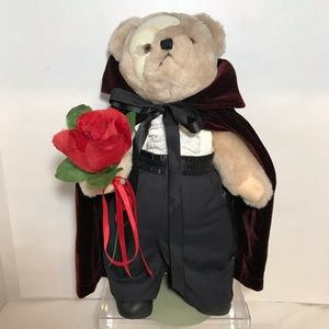 Phantom of The Opera Collectible Teddy Bear Outfit